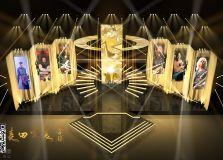 2017颁奖盛典舞台舞美设计效果图
