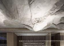 珠海时代地产售楼部 会所装修设计
