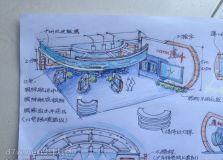 广博会手稿