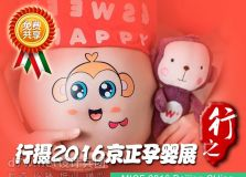行摄北京2016京正孕婴展之行