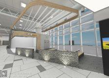 韩国济州机场建筑设计