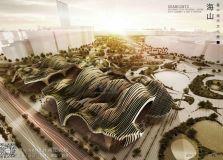 台中城市文化馆国际竞赛设计方案