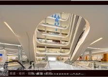 城市综合体设计:甘肃金张掖国际大厦