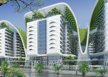 """比利时建筑师文森特•卡勒宝特最新设计""""住宅之门"""""""