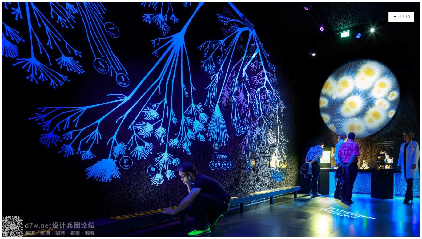 国际资讯_2014 阿姆斯特丹 微观自然艺术博物馆-国际资讯-设计兵团展览设计 ...