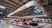 Honda展台设计--2012年意大利(米兰)摩托车展(EICMA)