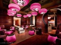 迪拜君悦酒店一间酒吧和休息室