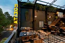 墨西哥罗米塔comedor餐厅