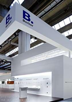 德国Schmidhuber作品 博科-2012照明建筑法兰克福展
