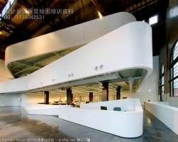 这样的公司环境你喜欢麽,这次是设计公司哦~~ Cannon Design 公司办公室