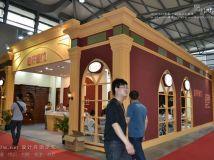 2013上海卫浴展--欧式展台放送