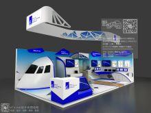 2015【上海】学员[武云雷]新加坡航空展展台设计[临习作业]