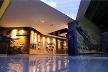 山西黑茶山c-47飞机纪念馆