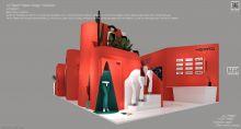 网红展台设计