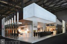 Aster Cucine 在米兰家具展上的展台设计