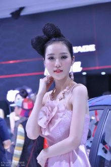 【梨园出品 必属精品】2014北京车展模特抢先看!