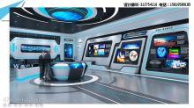 科技体验展厅最新作品跟大家分享交流