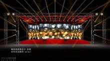麦田舞美设计舞美效果图设计定制灯光设计