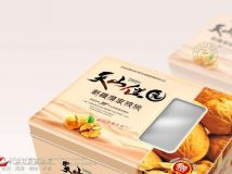 字体中国包装设计作品天山佳园核桃欣赏