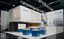ENSINGER恩欣格工程塑料有限公司展台设计