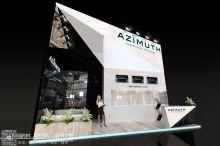 AZIMUTH展台设计--俄罗斯美女设计师作品(三十七)