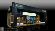 国外电子产品--GATEWAY展台设计欣赏