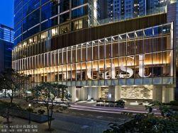 思联建筑设计的香港东酒店