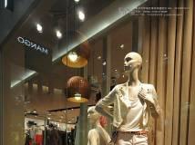 苦心收集近千张,国外服装品牌专卖橱窗集合(八)