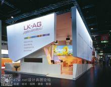 LK-AG展台设计-- 欧洲消费品电子展EuroShop