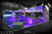 2014台北国际自行车展览会--TEP展台