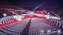舞台设计1万平年会