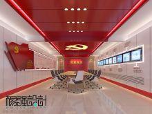 党建案例:智慧党建活动室——杨强设计