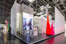 2014Euroshop_von Hagen & ICT展台设计