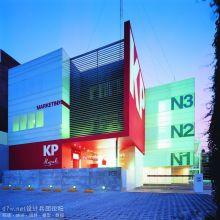 激发你的展台造型创作灵感--世界顶级直角建筑造型集合(六)