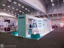 南非增长最快的制药公司之一的动物卫生司-CiplaVet展台设计