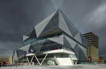 激发你的展台造型创作灵感--世界顶级建筑斜面切割造型集合(二)