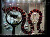 苦心收集近千张,国外服装品牌专卖橱窗集合(一)