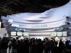 【设计兵团-大展报道】2014 CES-SAMSUNG三星展台设计