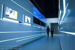 DHL展厅设计
