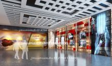 最新展厅设计和大家分享交流