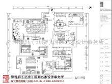 简约精品住宅现代中式风格案例 新颖夺目的优雅空间