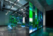 上海玻璃博物馆的精美商店