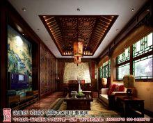 北京香山四合院古典中式装修 繁华里的宁静别致
