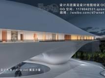 中国国家美术馆---MAD设计方案有视频动画
