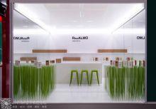 Riso Almo--国外展台设计