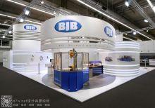 德国bjb展台设计--西班牙汽配展Motortec