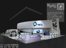 【北京】学员 [许恒瑞] GCL--2013上海光伏展[临习作业]