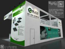 2014 上海光伏展--天津宜科电子(临习作业)
