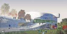 乌克兰敖德萨州土木工程与建筑学院(+手绘)