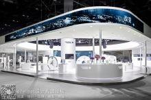 2014北京国际医疗展----联影展台设计